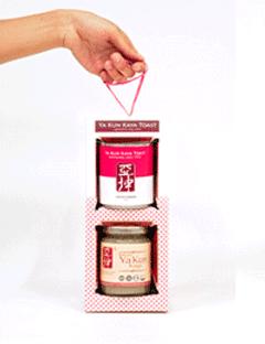 Ya Kun Concept Packaging